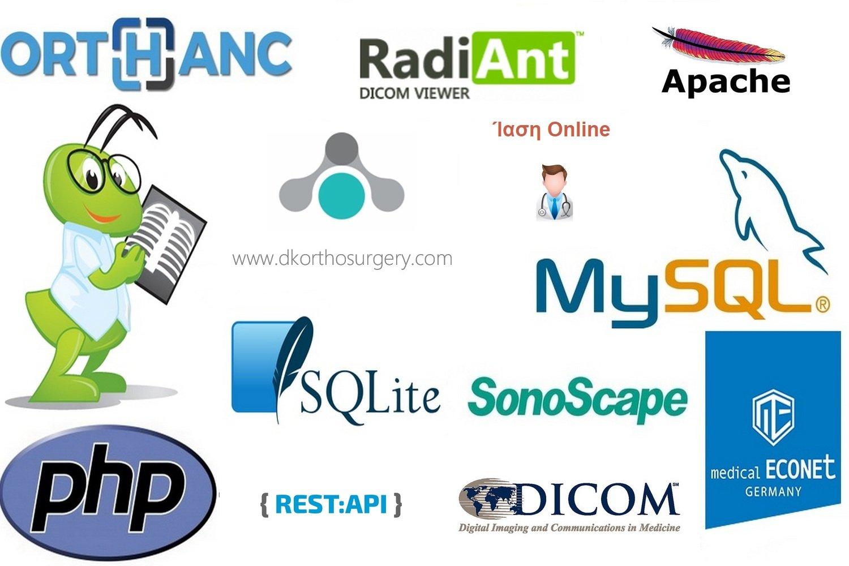 Υλοποίηση πλήρους συστήματος αρχειοθέτησης και επικοινωνίας εικόνων (PACS) και ηλεκτρονικού ιατρικού φακέλου στο ιατρείο